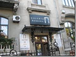 galeria romana Intell News